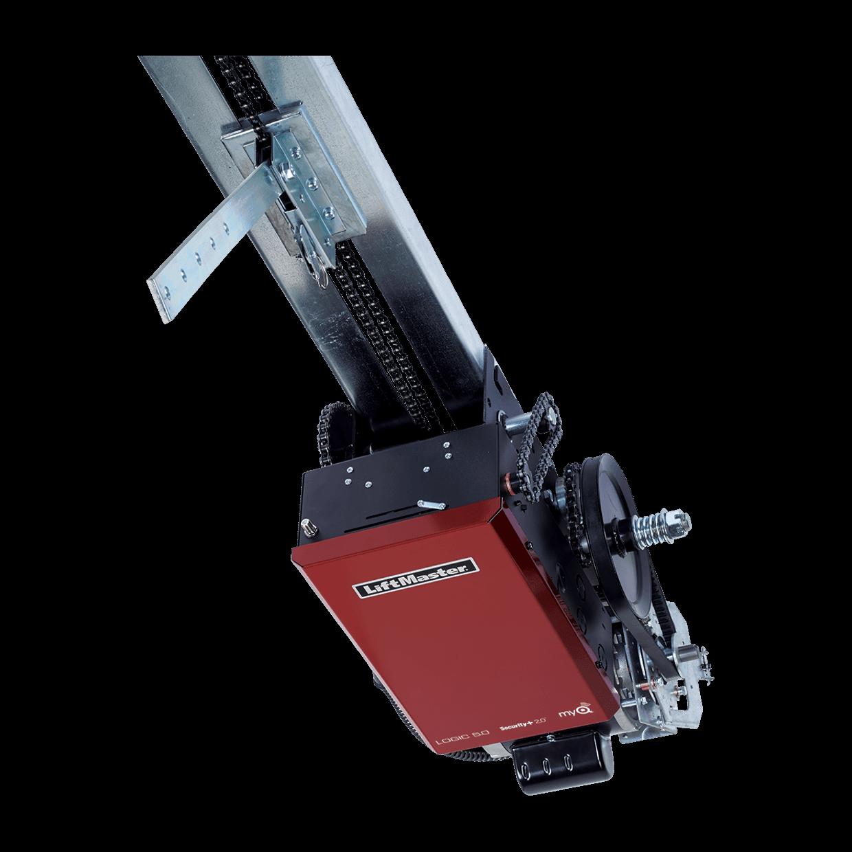 Industrial-Duty High-Cycle Trolley Commercial Door Operator